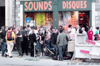 Sounds Records shop gallerie